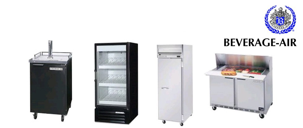beverage air coolers